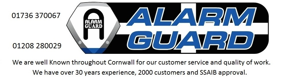 Truro Alarms - Alarm Guard Ltd Truro